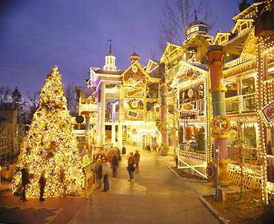 Discover the Branson Trail of Lights - ThousandHills.com