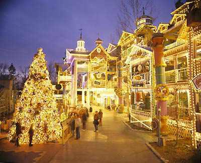 Jumpstart Your Christmas Season With The Branson Area
