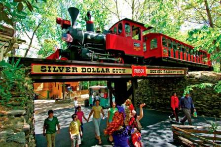 Silver Dollar City Branson Thousandhills Com