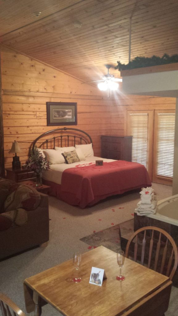 Spend Quality Time Alone In A One Bedroom Branson Cabin