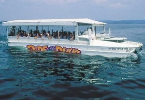 See Branson By Land And Lake Ride The Ducks