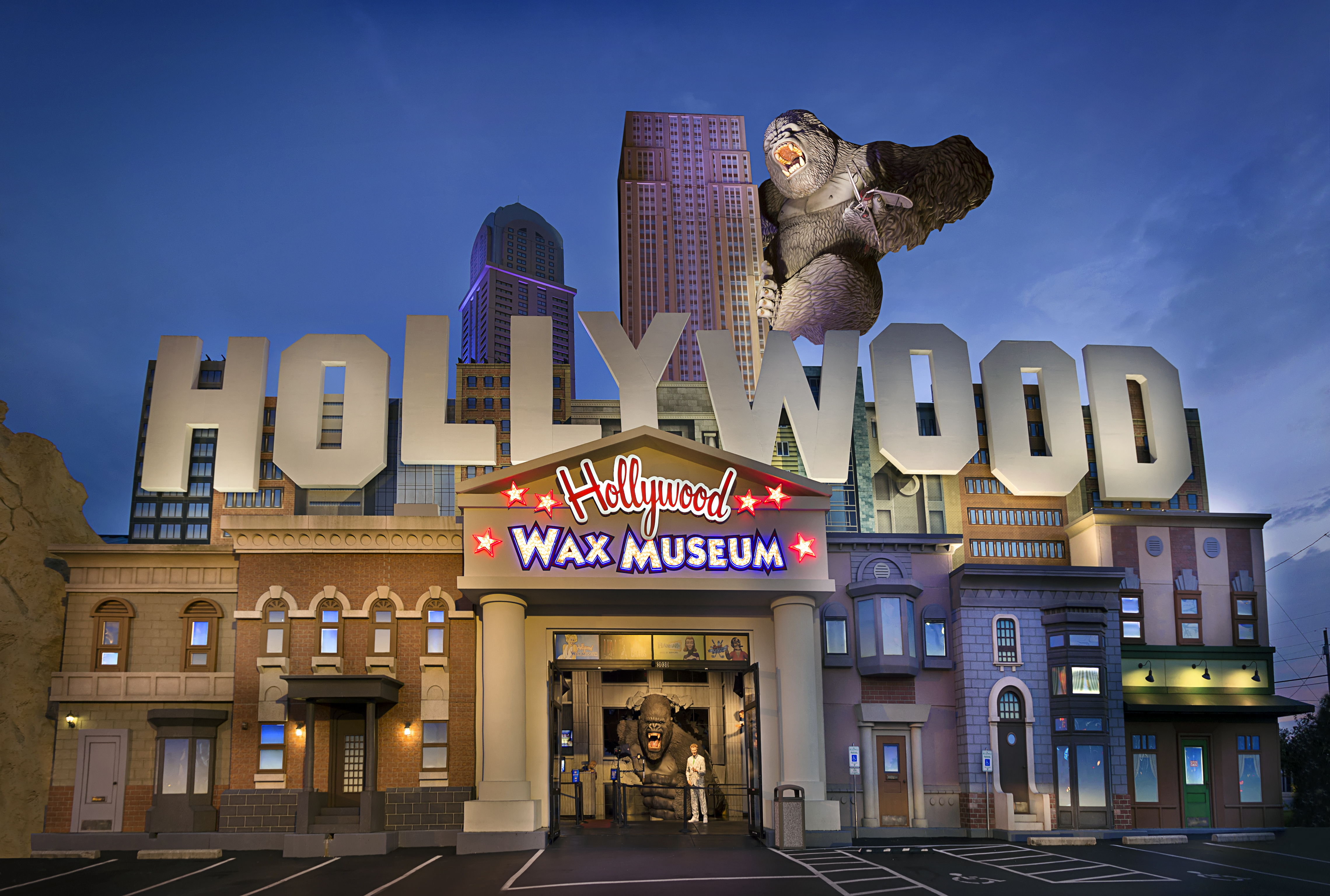StarStudded Adventure at Bransons Hollywood Wax Museum