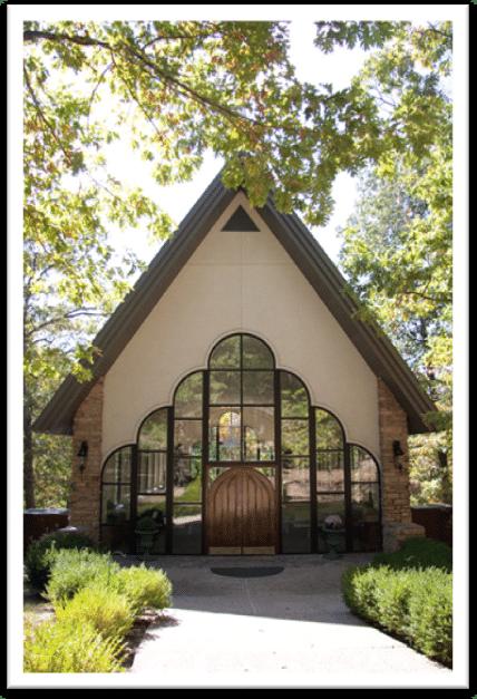 Branson mo chapel wedding